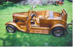 PinkMazda 1929 Ford Roadster