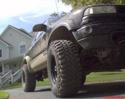 theenforcer36s 1999 Chevrolet Blazer