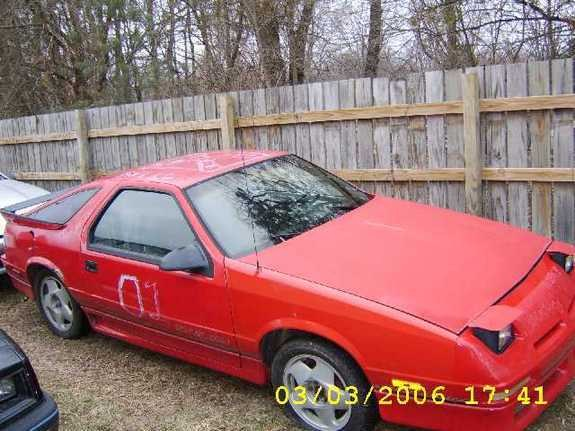 Another 14secduster 1990 Dodge Daytona post... - 7928626