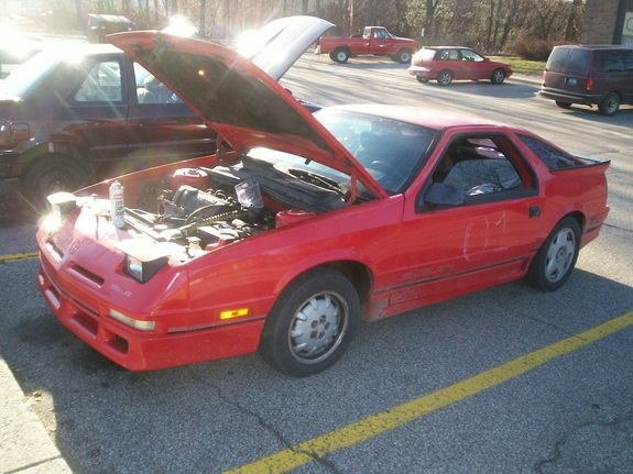 Another 14secduster 1990 Dodge Daytona post... - 7928627