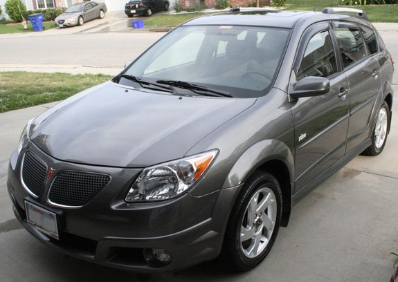 katscan 2006 pontiac vibe specs photos modification info. Black Bedroom Furniture Sets. Home Design Ideas