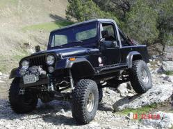 jeepguy2084s 1984 Jeep CJ8 Scrambler