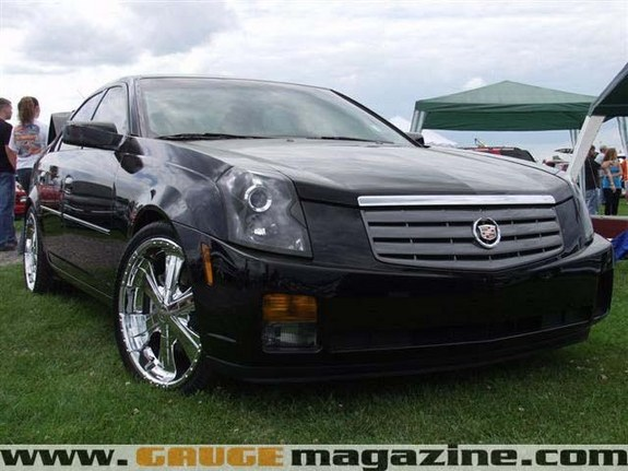 blingking9 2005 cadillac cts specs photos modification. Black Bedroom Furniture Sets. Home Design Ideas