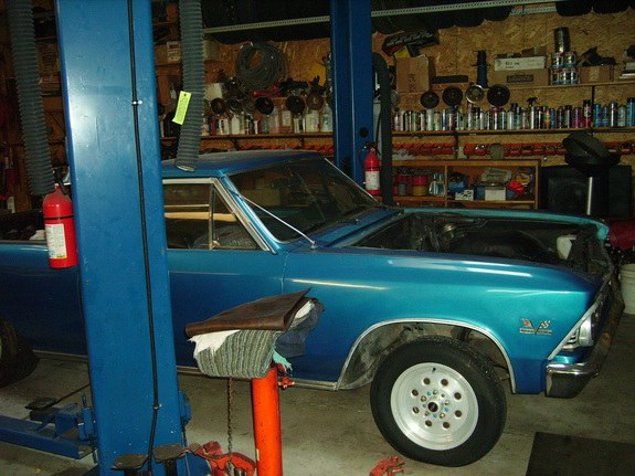 Another Storm49 1980 Chevrolet Malibu post... - 7930815