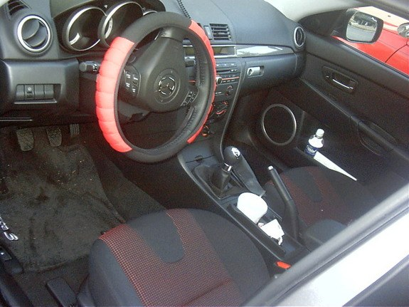 Another thickes 2006 Mazda MAZDA3 post... - 7974458