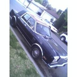 JDUBIZE 1987 Chrysler Fifth Ave