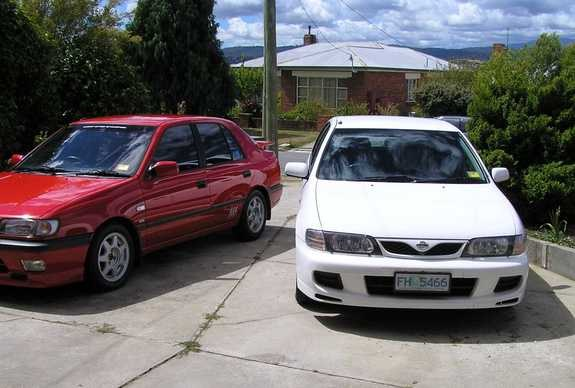 Another dave1800 1999 Nissan Pulsar post... - 7939421