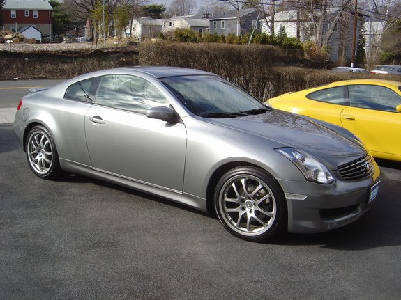 06 g35 coupe 2006 infiniti g specs photos modification info at cardomain. Black Bedroom Furniture Sets. Home Design Ideas