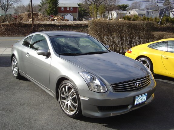 06 g35 coupe 2006 infiniti g specs photos modification. Black Bedroom Furniture Sets. Home Design Ideas