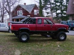 1wicked88ranger 1988 Ford Ranger Regular Cab