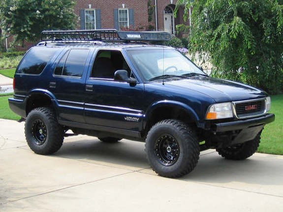 440655 on 2000 chevy blazer 4x4