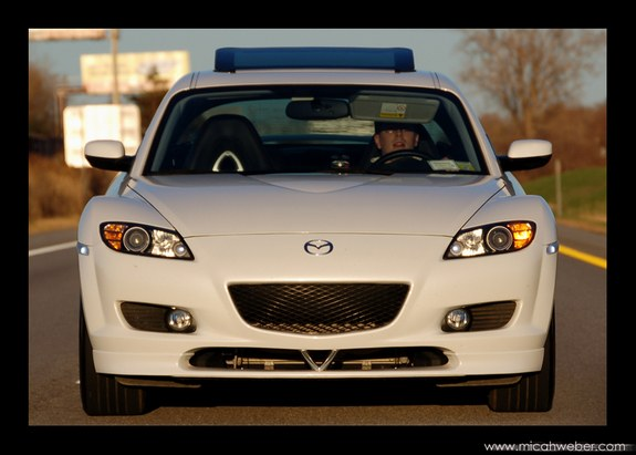 Another crazyzoomzoom 2005 Mazda RX-8 post... - 7940120