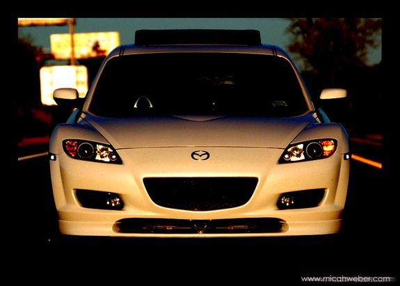 Another crazyzoomzoom 2005 Mazda RX-8 post... - 7940121