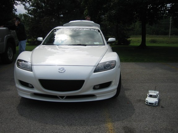 Another crazyzoomzoom 2005 Mazda RX-8 post... - 7940122