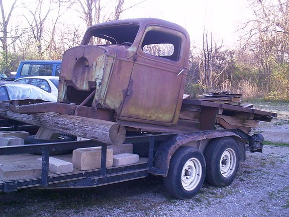Another Phillips36Truck 1936 Chevrolet C/K Pick-Up post... - 7942885