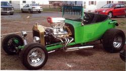 tbucketcherry 1923 Ford T-bucket