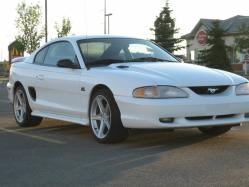 pushrodheavens 1995 Ford Mustang