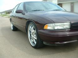 ST95SSs 1995 Chevrolet Impala