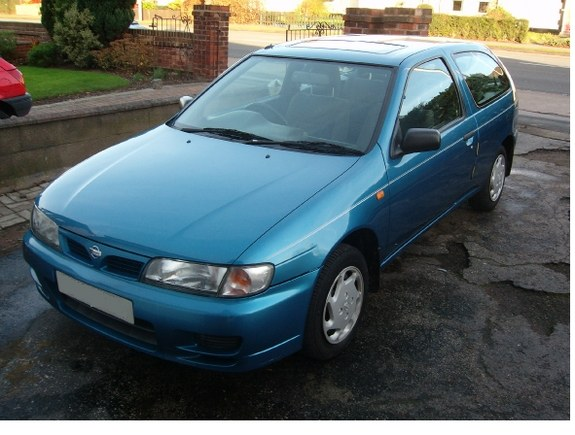 Another 1992egt 1995 Nissan Almera post... - 7944810