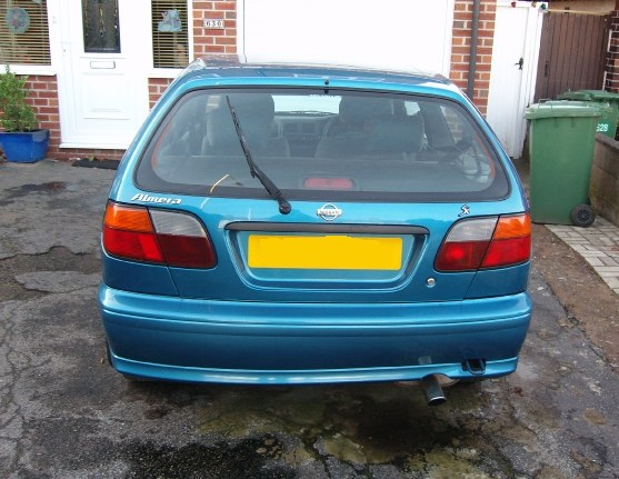Another 1992egt 1995 Nissan Almera post... - 7944812