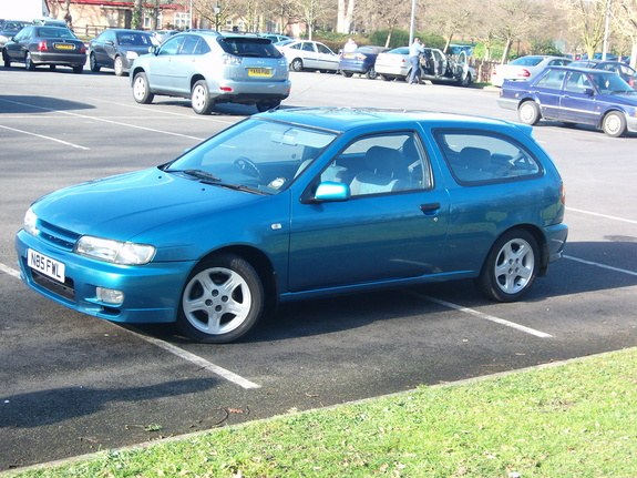 Another 1992egt 1995 Nissan Almera post... - 7944814