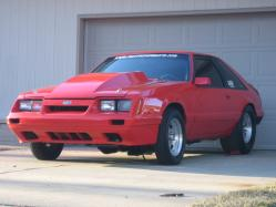 ultimatehellhouns 1985 Ford Mustang