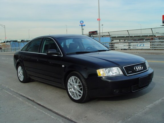 tweiss 2003 audi a6 specs photos modification info at cardomain. Black Bedroom Furniture Sets. Home Design Ideas