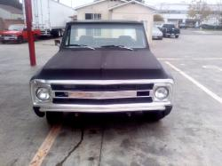 wcpyrets 1971 Chevrolet C/K Pick-Up