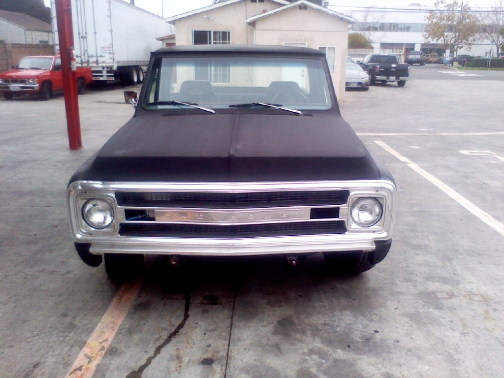 Another wcpyret 1971 Chevrolet C/K Pick-Up post... - 8563497