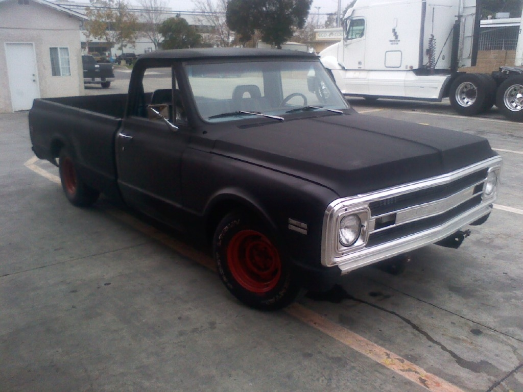 Another wcpyret 1971 Chevrolet C/K Pick-Up post... - 8563498