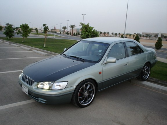 Another GHONAME 2000 Toyota Camry post... - 7948400