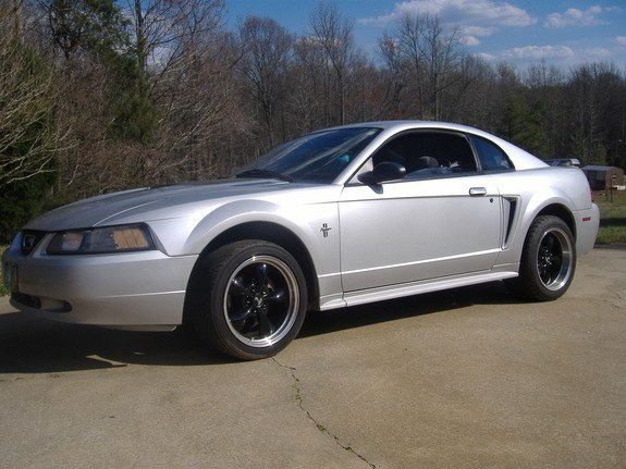 stang rookie 39 s 2001 ford mustang in rock hill sc. Black Bedroom Furniture Sets. Home Design Ideas