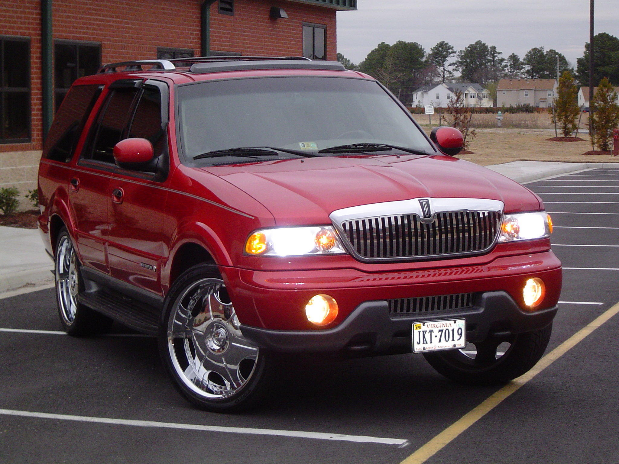 cd430ls 2002 lincoln navigator specs photos modification info at cardomain cardomain