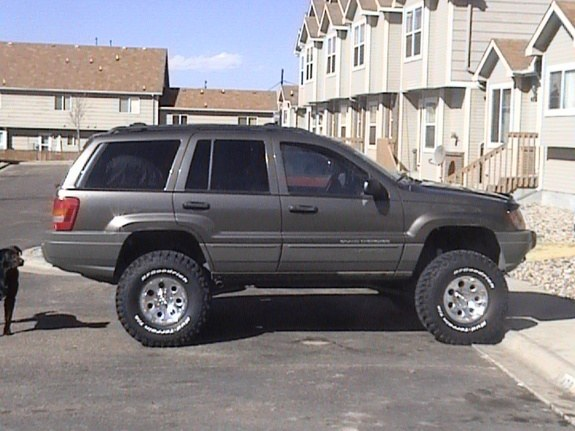 frenchfry2433 2000 Jeep Grand Cherokee Specs, Photos ...