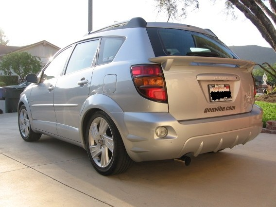 SoCalVibz_05's 2005 Pontiac Vibe in Thousand Oaks, CA
