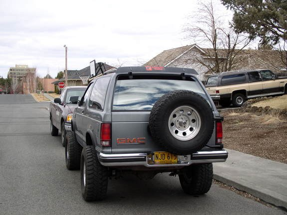 Another bootlifeg2 1986 GMC S15 Jimmy post... - 7950911