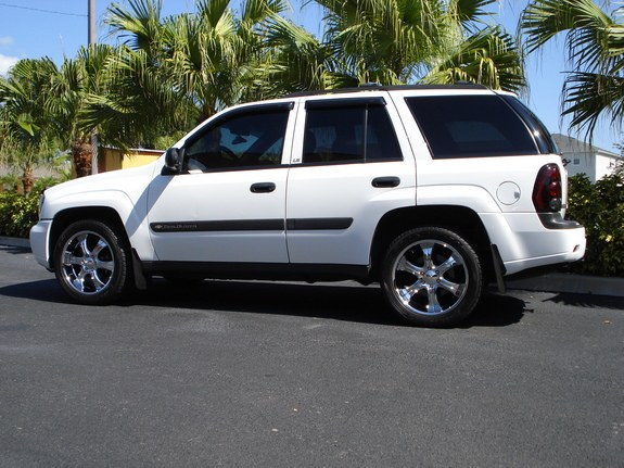 RareT 2004 Chevrolet TrailBlazer Specs, Photos, Modification Info at