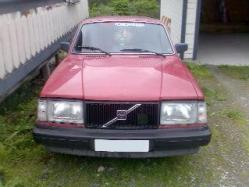 HKFreak 1987 Volvo 200-Series