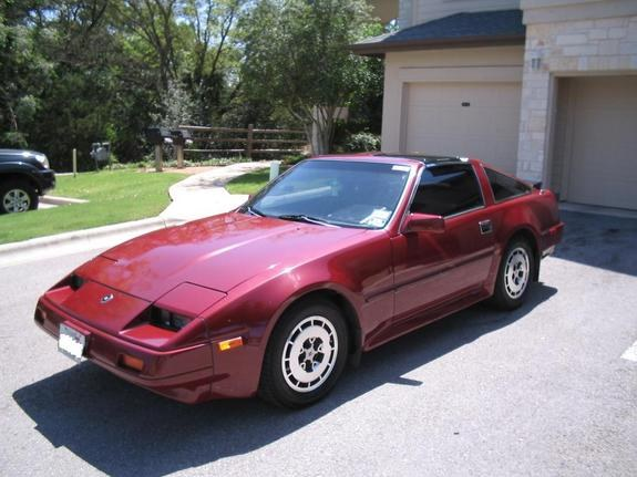 Airforcemonkey 1986 Nissan 300zx Specs  Photos