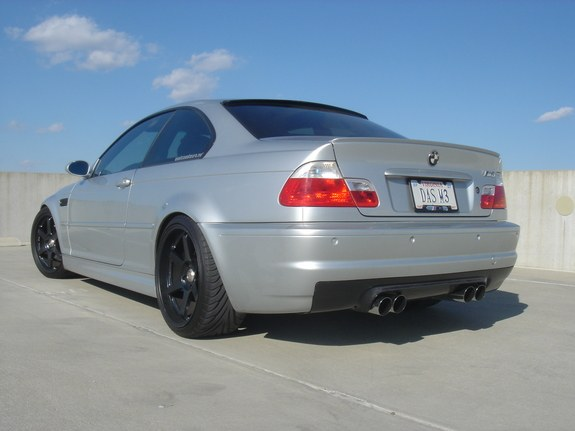 Another bagher 2002 BMW M3 post... - 7958459