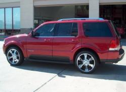05LincolnAvis 2005 Lincoln Aviator