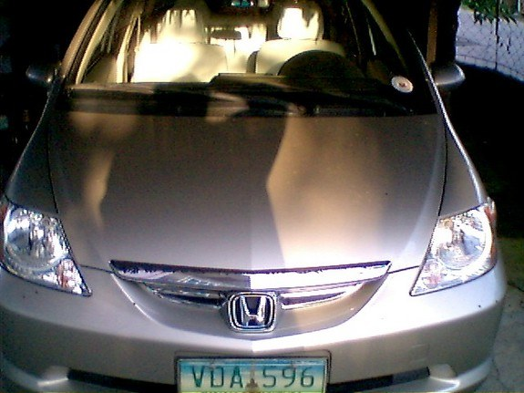 fat_onin's 2005 Honda City