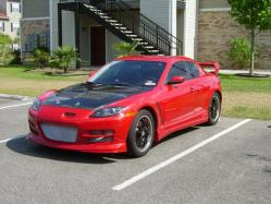 SamoanRed8s 2005 Mazda RX-8