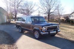 GrandCs 1988 Jeep Grand Wagoneer