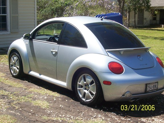 Ddtwentyfourbug 2002 Volkswagen Beetle Specs Photos Modification Info At Cardomain