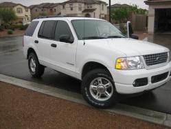 azruger 2004 Ford Explorer