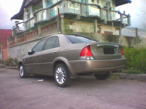 Another LynxG 2000 Ford Laser post... - 8537205