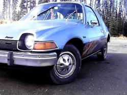 Pacermaker 1976 AMC Pacer