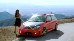 Competition Orange SVT Focus