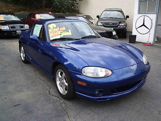 mlhoenig 1999 mazda miata mx 5 specs photos modification. Black Bedroom Furniture Sets. Home Design Ideas